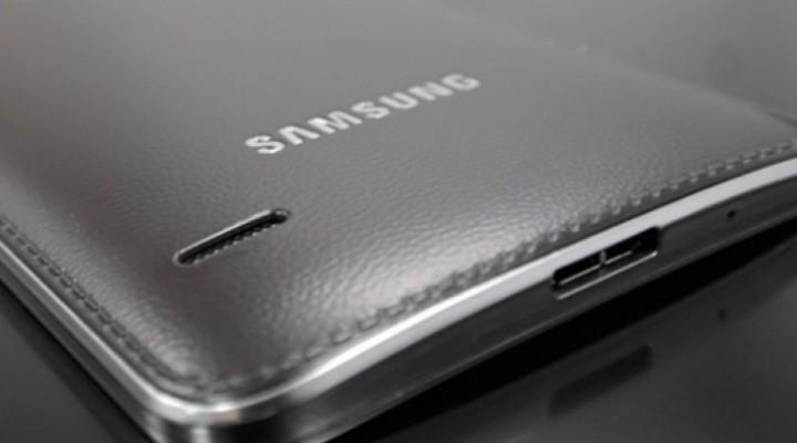 Samsung Galaxy S5 noticeably different design