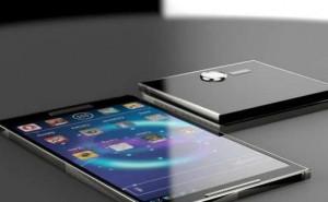Samsung Galaxy S5 with fingerprint sensor