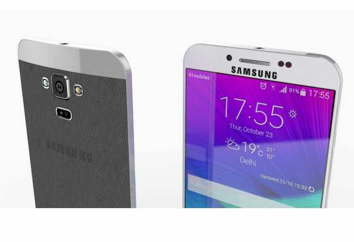 Samsung Galaxy S6 speed