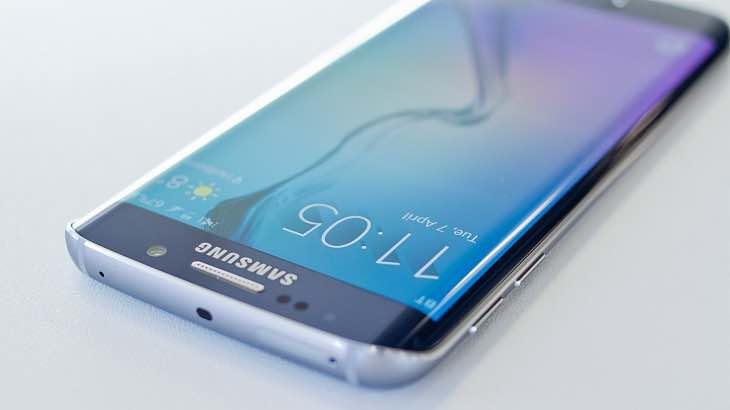 Samsung Galaxy S7 keynote