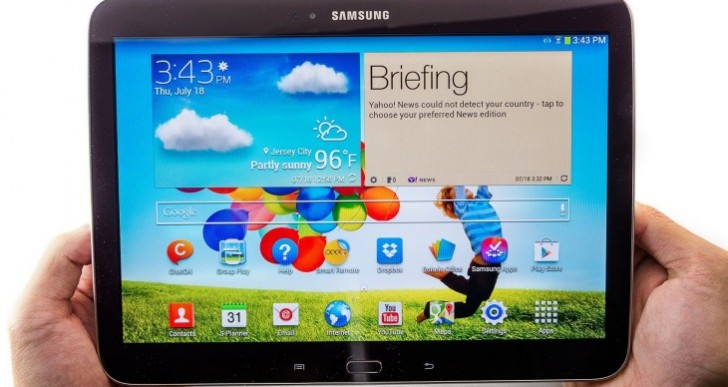 Samsung Galaxy Tab 3 10.1 reviews revisited