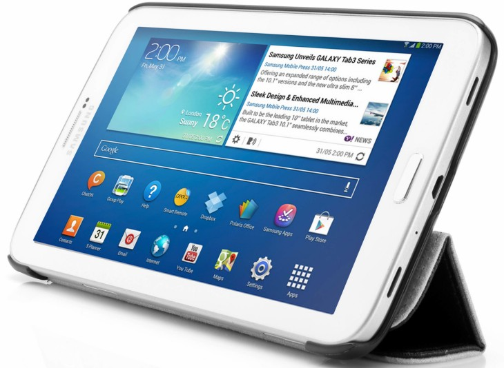 Samsung Galaxy Tab 3 7.0 is small but powerful
