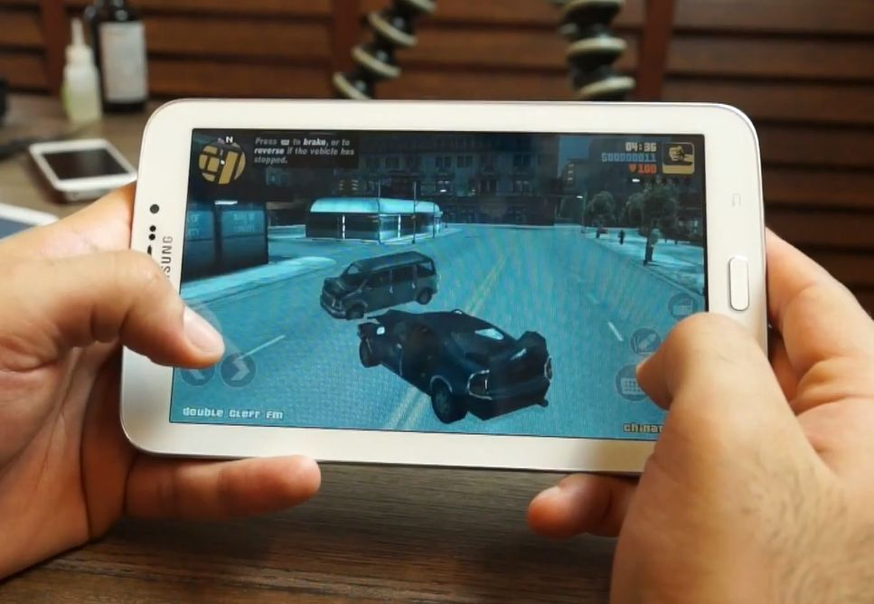 Samsung Galaxy Tab 3 review for gamers 2