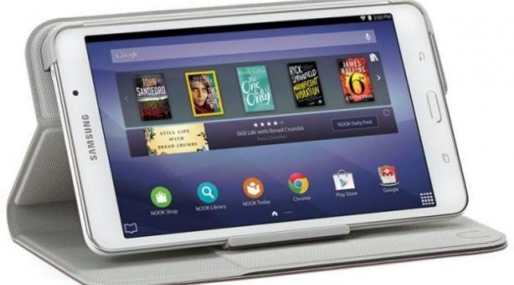 Samsung Galaxy Tab 4 NOOK 2-way case and Kimono Sleeve