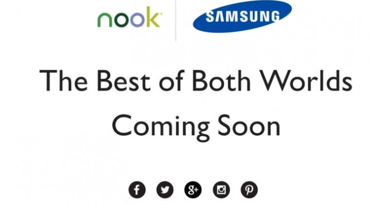 Samsung Galaxy Tab 4 NOOK release date desired