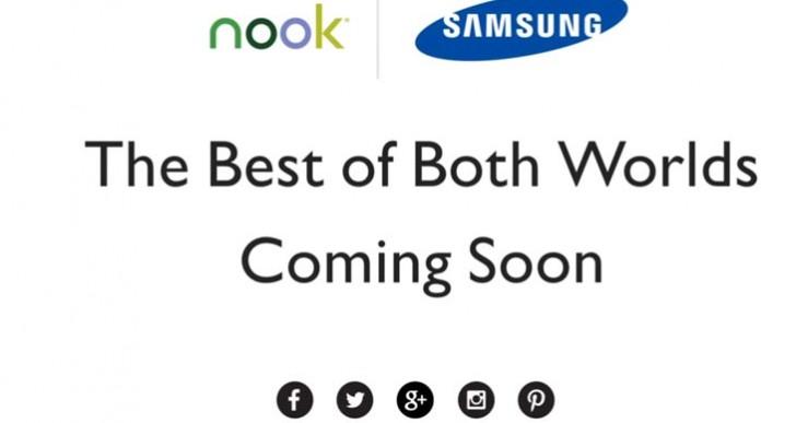 Samsung Galaxy Tab 4 NOOK release date desired