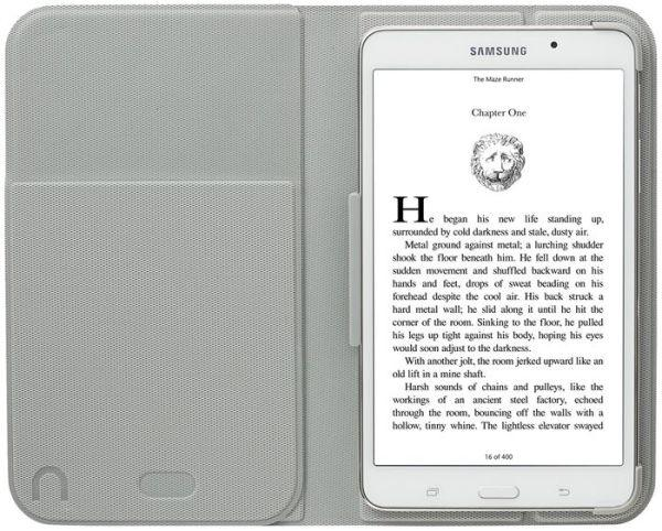 Samsung Galaxy Tab 4 NOOK case