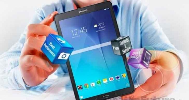 Samsung Galaxy Tab E 9.6, no iPad killer for 2015
