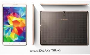 Samsung Galaxy Tab S jolts iPad Air 2 eagerness