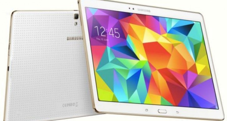Samsung Galaxy Tab S vs. Pro vs. Note specs breakdown