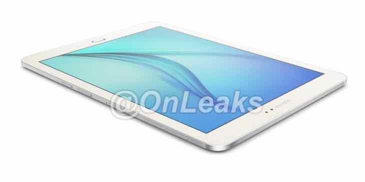 Samsung Galaxy Tab S2 Confirmation