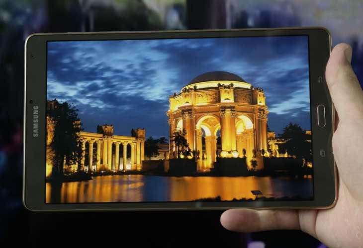 Samsung Galaxy Tab S2 vs. iPad Air 2