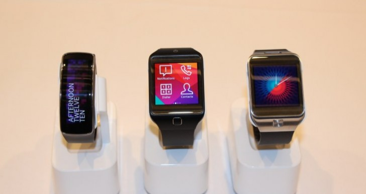 Samsung Gear 2 and Neo hands-on, Fit the oddity