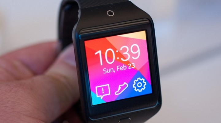 Samsung Gear 2 firmware 2.2.1.2 update live
