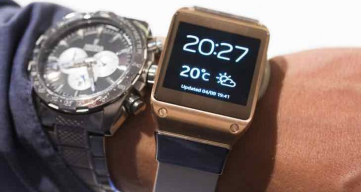 Samsung Gear A price concern with confirmed features