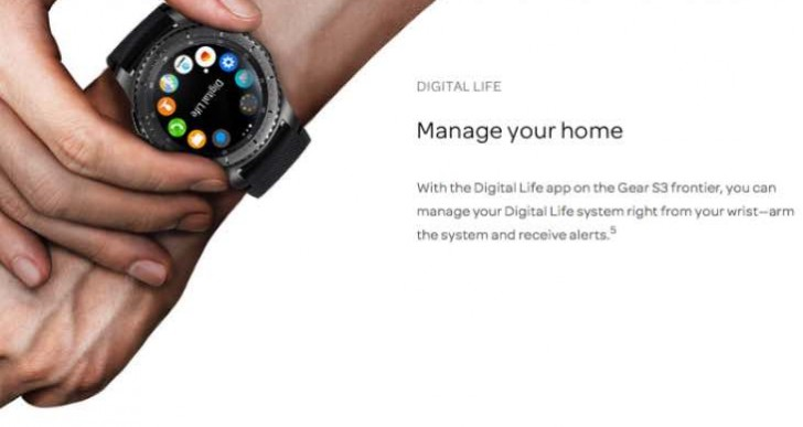 Samsung Gear S3 now shipping on Nov 18, Pre-order today with AT&T