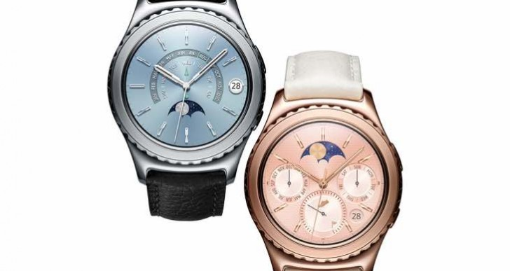 Samsung Gear S2 successor, S3 (Solis) with five models