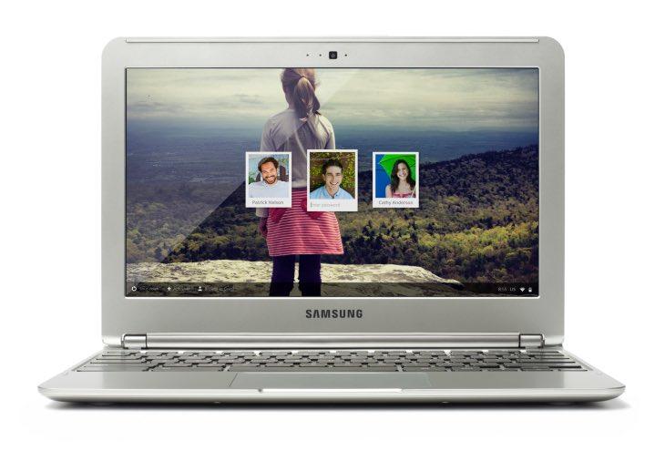 Samsung Google Chromebook 2 laptop