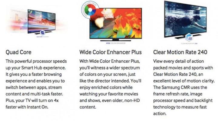 Samsung UN40HU6950FXZA 4K TV review at half price