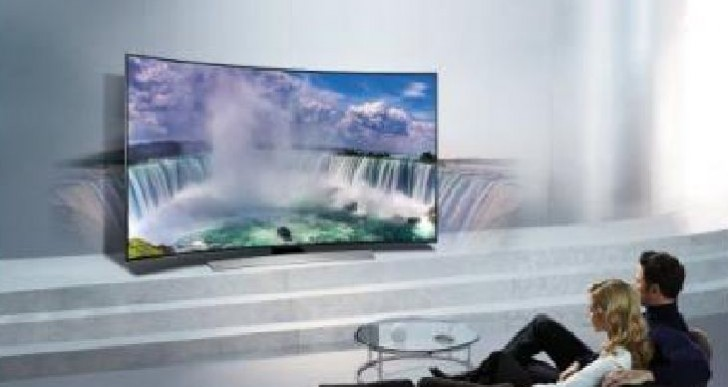 Samsung HU8500 4K TV released
