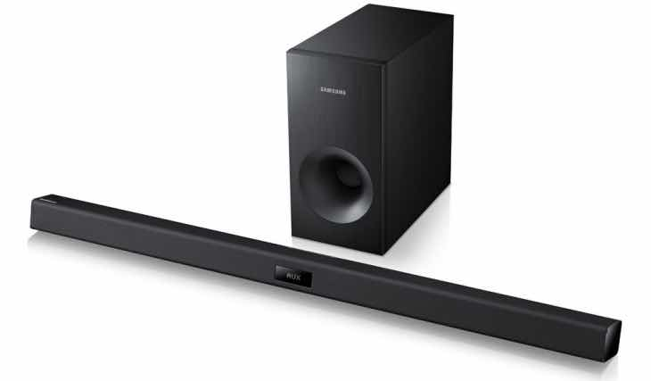 Samsung HW-F355 Bluetooth soundbar