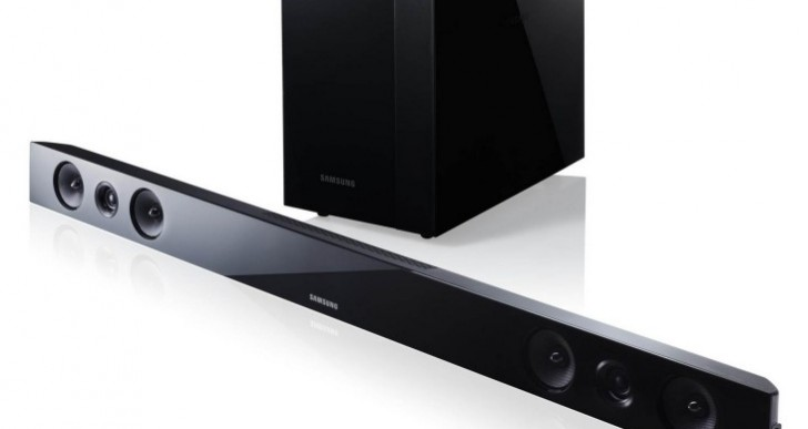 Samsung HW-FM45C Soundbar review ratings from users