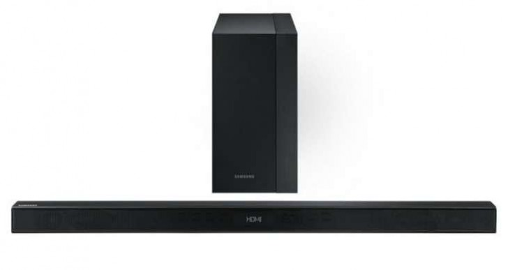 Samsung HW-K450 2.1 wireless sound bar review positivity