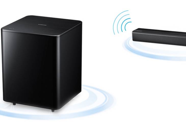 Samsung HWH450 Soundbar