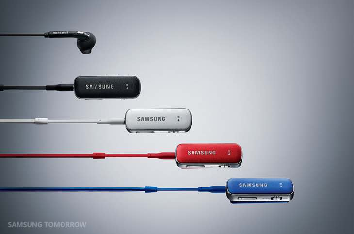 Samsung Level Link headphone features