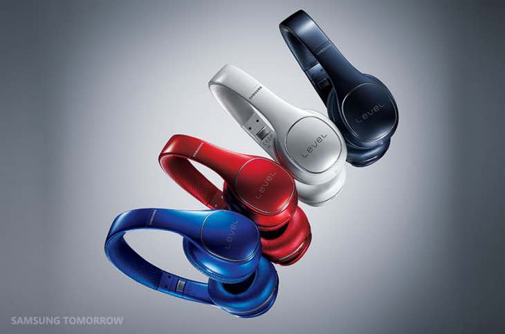 Samsung Level On Wireless, Link headphone features