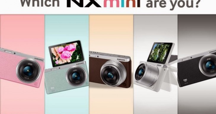 Samsung NX Mini Smart Camera specs review