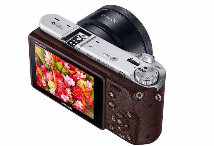 Samsung NX500 desirability
