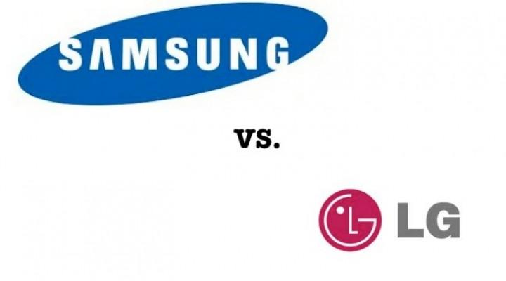 Samsung OLED S9C curved TV vs. LG's at same price