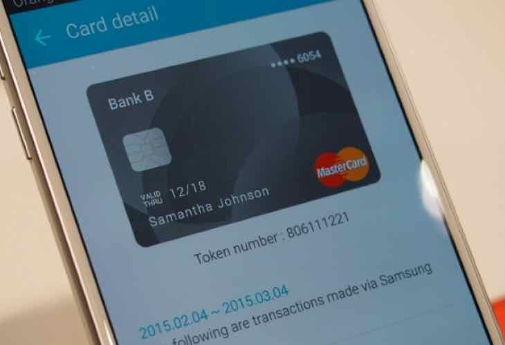 Samsung Pay supported banks