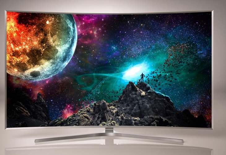 Samsung SUHD 4K TV pricing