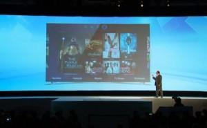 Samsung delivers five-screen Smart TV UI in 2013