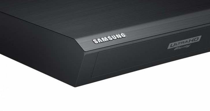 Samsung UBD-K8500 Ultra HD 4K Blu-ray player shipping update