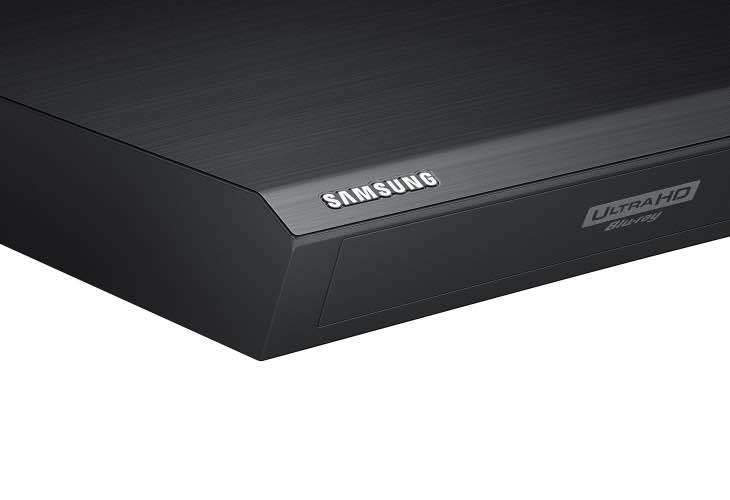 Samsung UBD-K8500 Ultra HD 4K Blu-ray player shipping update