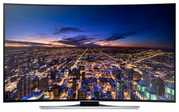Samsung UE55HU8200 curved TV
