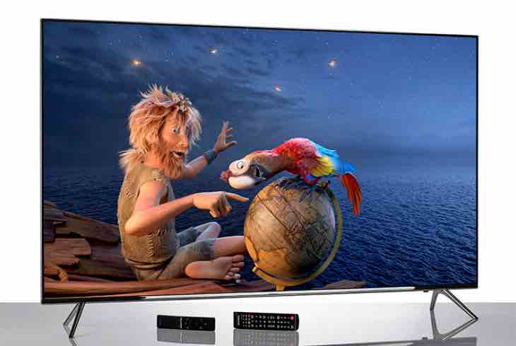 Samsung UE55KS7000 review