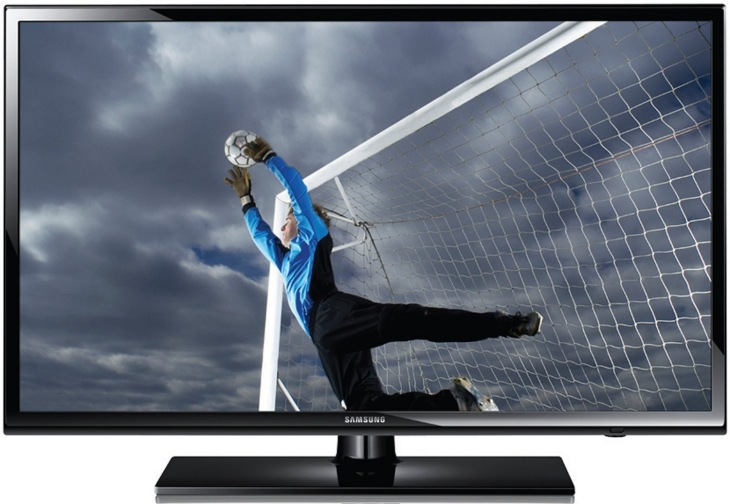 Samsung UN32EH4003 LED TV balances size, specs and price