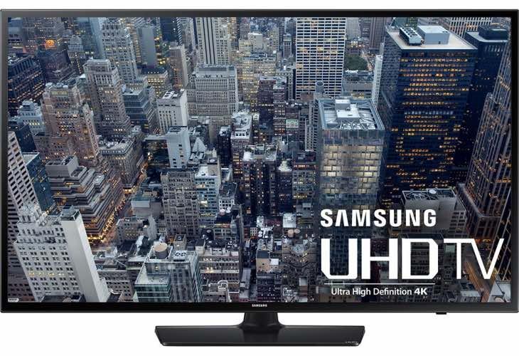 Samsung UN40JU6400FXZA review