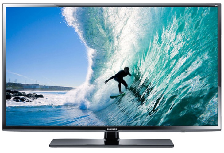 Samsung UN55FH6030 LED TV specs, motion blur and viewing angle