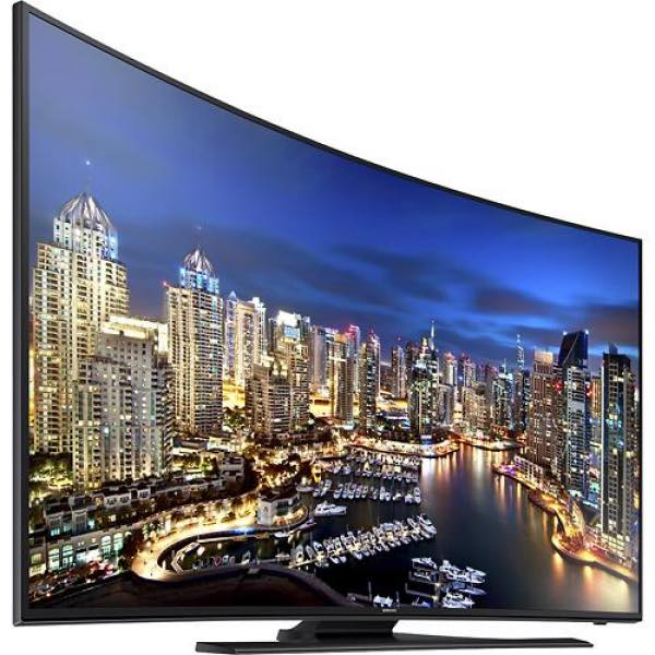 Samsung UN55HU7250FXZA Curved 4K Ultra TV