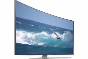 Samsung UN55JS9000FXZA 4K SUHD TV supports My Passport Cinema