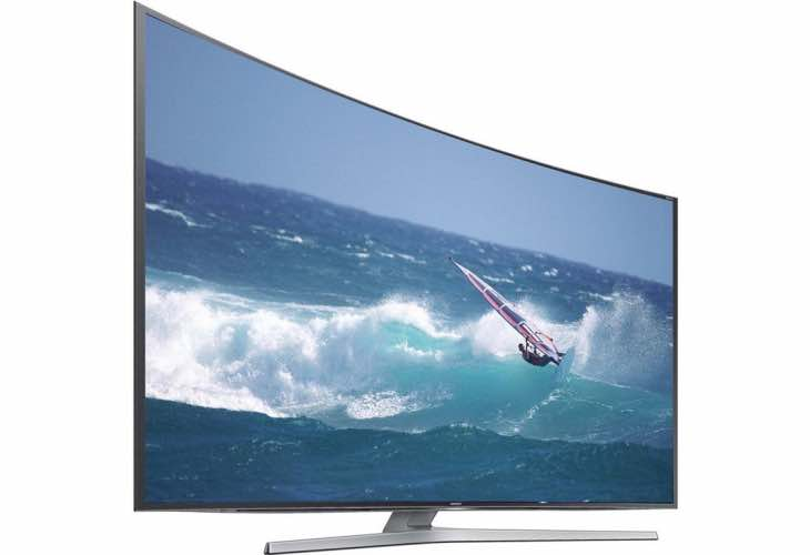 Samsung UN55JS9000FXZA 4K SUHD JS9000 Series specs