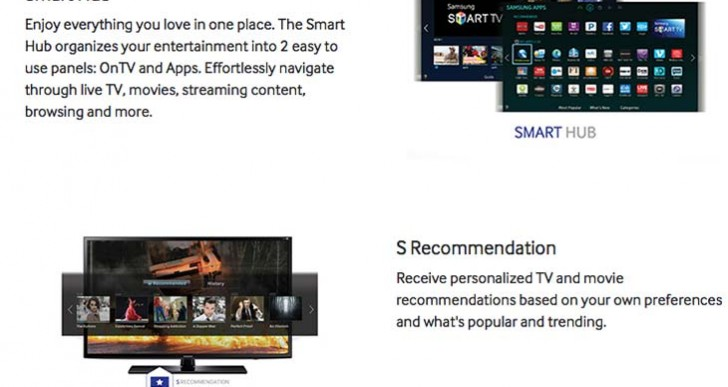 Samsung quiet over sporadic TV Smart Hub problems