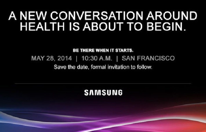 Samsung health press event to lack hardware