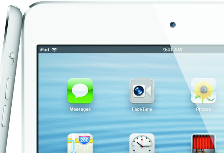 Samsung key to iPad mini 2 success, and iPad 5