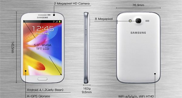 Samsung presents Galaxy Grand in India